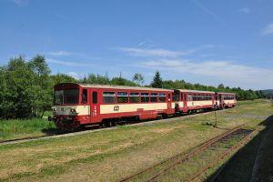 Stanice Moldava v Krušných horách. Foto: Wikimedia Commons