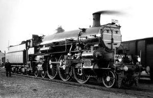 Lokomotiva řady 375.0, přezdívka Hrboun. Jedna z ikon posledních let rakousko-uherské železnice. Autor: archiv Depo historických vozidel