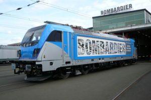 Lokomotiva Bombardier Traxx AC. Autor: Bombardier Transportation