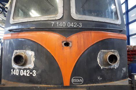 V rámci opravy dojde i k návratu původních, kulatých světel. Foto: IDS CARGO