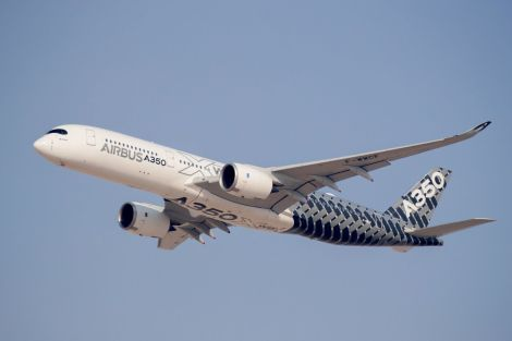 A350. Foto: Airbus