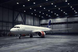 A320neo společnosti SAS. Foto: SAS