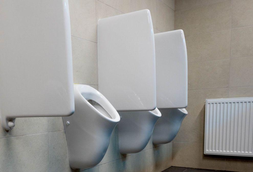 Nové záchody na Masarykově nádraží. Autor: České dráhy