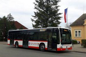 Autobus berounské MHD. Autor: Arriva