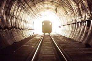 Tunel Ejpovice. Foto: David Jančík, archiv Metrostav a.s.