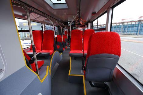 Autobus Solaris Urbino společnosti ČSAD Střední Čechy v nových standardech PID. Autor: ROPID