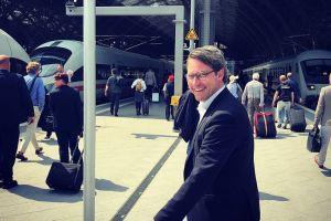 Německý ministr dopravy Andreas Scheuer. Pramen: MD SRN