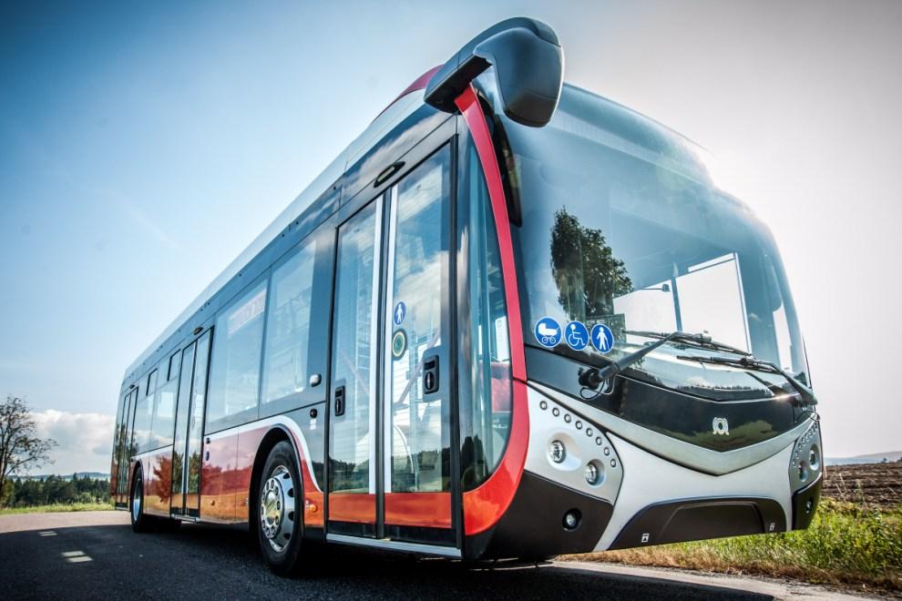 Elektrobus SOR NS Electric. Pramen: SOR