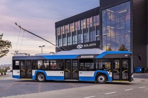 Trolejbus Solaris pro Francii. Pramen: Solaris