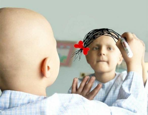 15 лютого - Всесвітній день онкохворої дитини