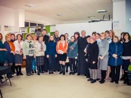 У м. Бурштин обговорювали важливість місії дружини-матері воїна АТО