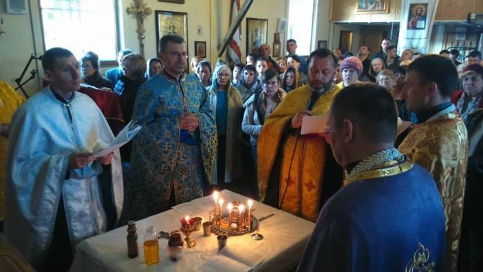 Молитовне прохання про зцілення для пацієнтів Івано-Франківської Онкологічної та Психоневрологічної лікарень