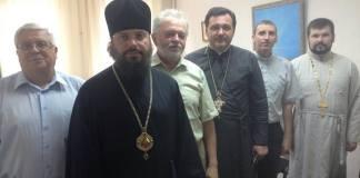 Координаційна Зустріч представників Церков щодо нагородження орденом Св. Пантелеймона