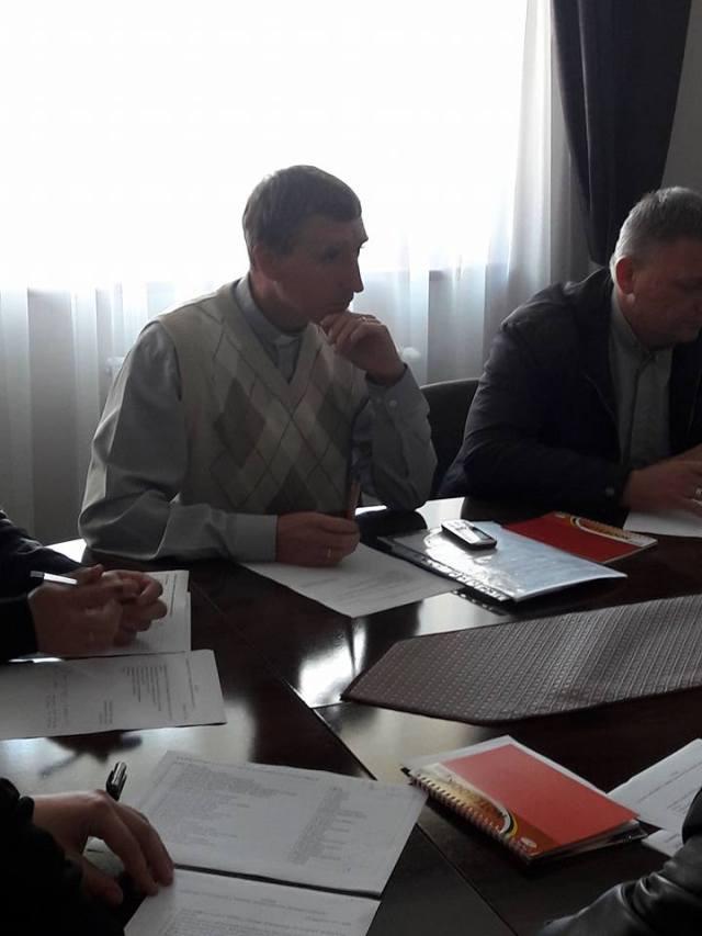 Засідання Комісії УГКЦ у справах душпастирства охорони здоров'я