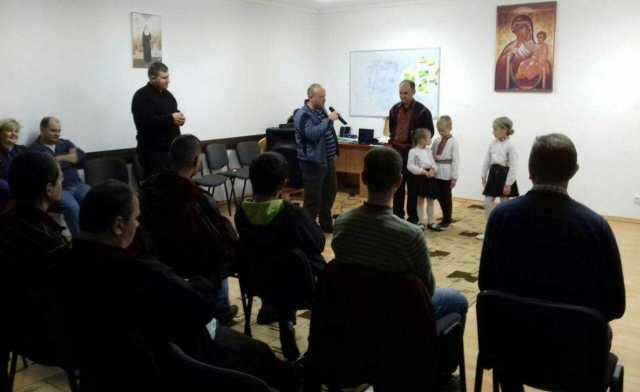Духовно-психологічне розвантаження сімей, чоловіки яких перебували в зоні АТО та демобілізованих військовослужбовців