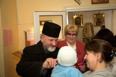 Митрополит відвідав міську дитячу клінічну лікарню