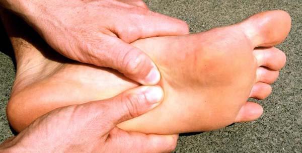 Апоневроз стопы лечение народными средствами