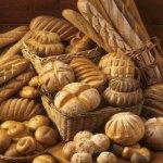 Kalorické tabulky: pečivo