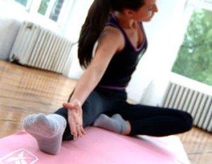 Vydané kalorie  při cvičení doma