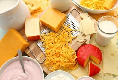 Mléčné výrobky, vyrobeno z mléka