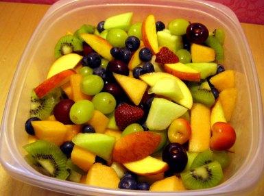 Ovoce a dieta