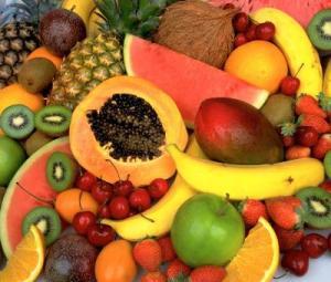 Kalorie ovoce