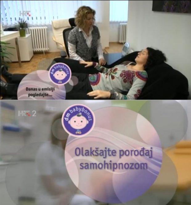 Babybonus, HRT2, Danijela Lovinčić, Zdrava glava d.o.o.