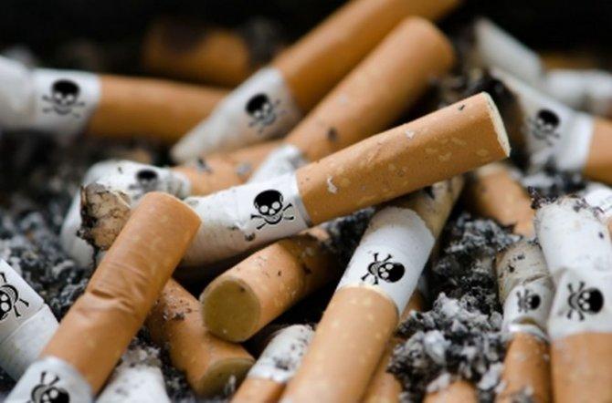 nikotinska kriza