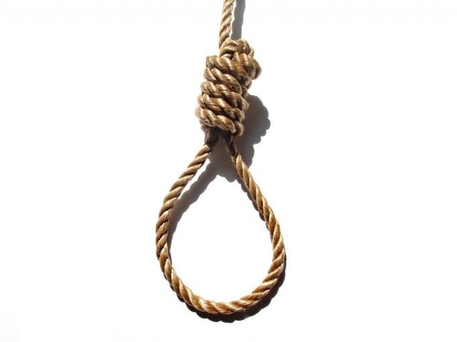 vjesanje samoubistvo
