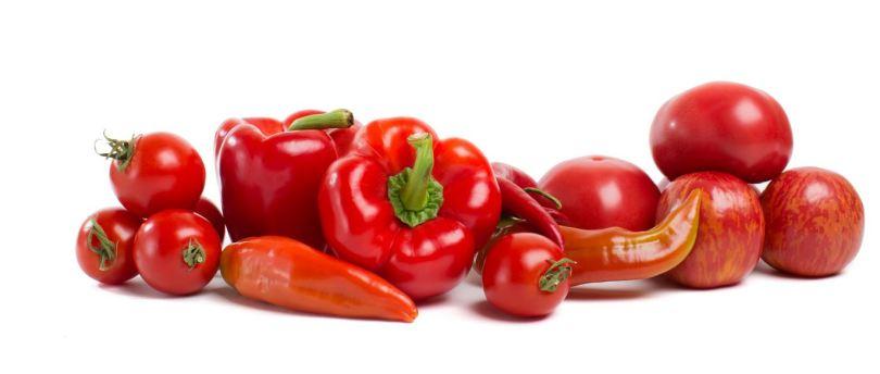 crveno povrce