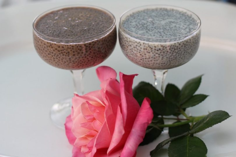 chia puding 1