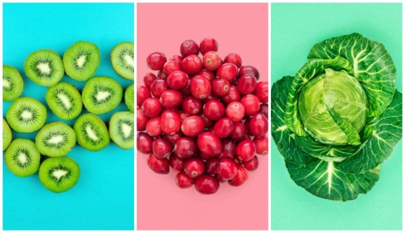 zdrave namirnice zima