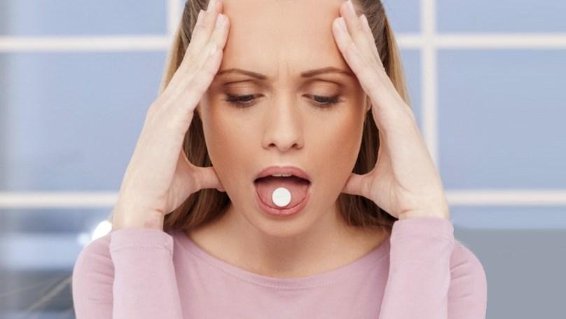 kako se lijeci migrena