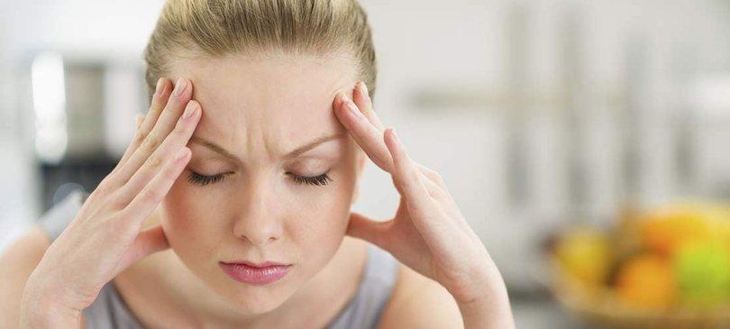 migrena kod zena