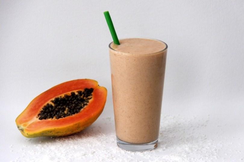 povecanje grudi prirodnim putem sejk od papaje