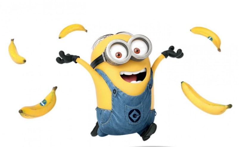 minioni i banane