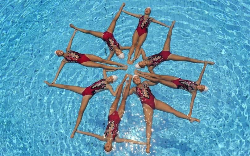 sinhronizovano plivanje 1