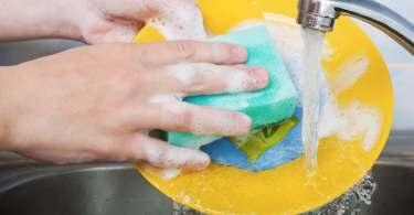 koliko cesto mijenjati spuzvu za pranje sudja