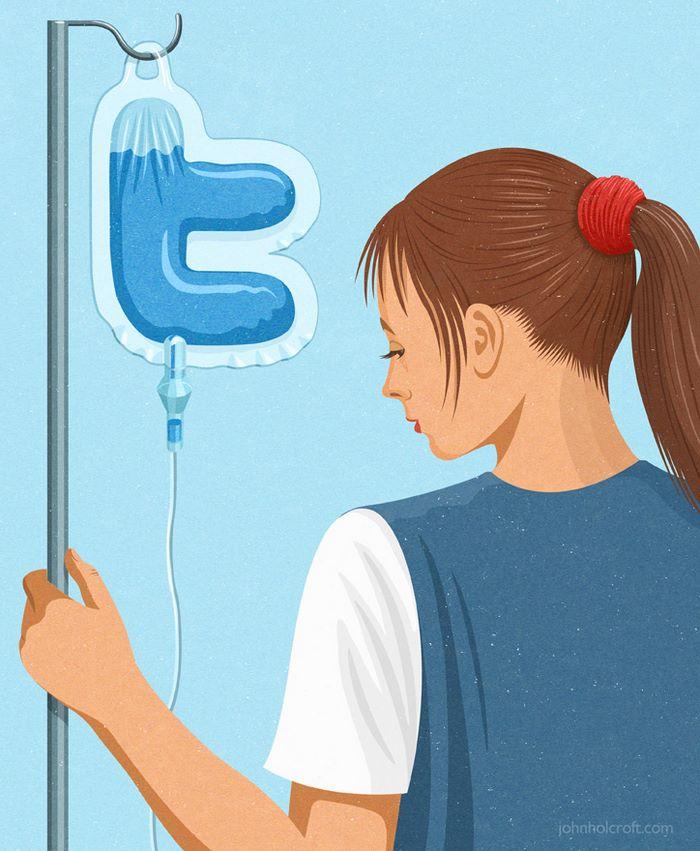 zavisnost od tvitera