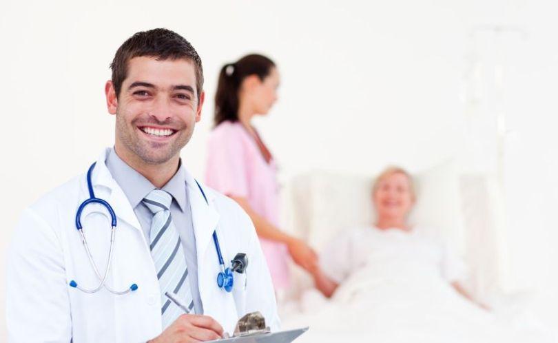 pregled kod doktora
