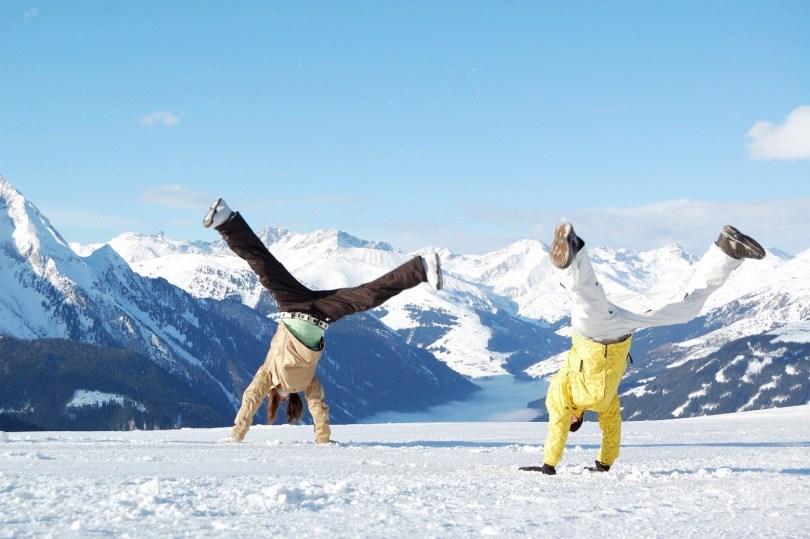 treniranje na hladnim temperaturama