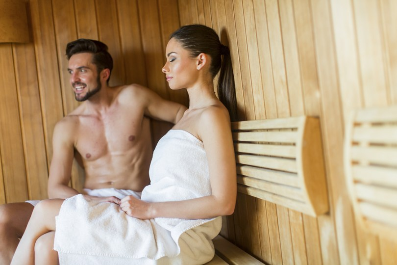 da li je zdrav odlazak u saunu