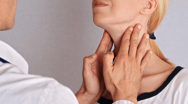 Problemi sa štitnom žlijezdom