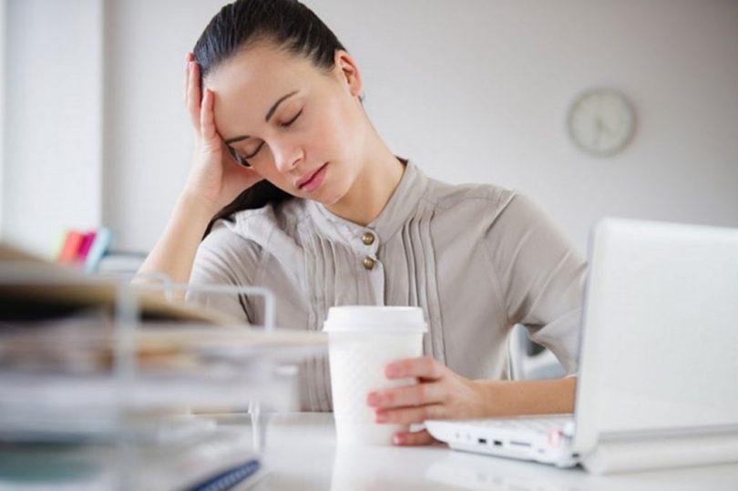 iscrpljenost i problemi sa snom