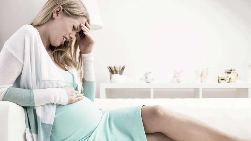 iscjedak u trudnoći