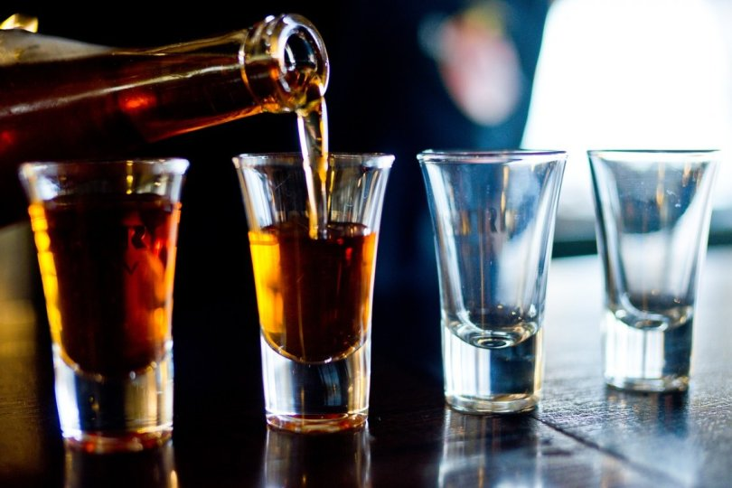 izbacite alkohol