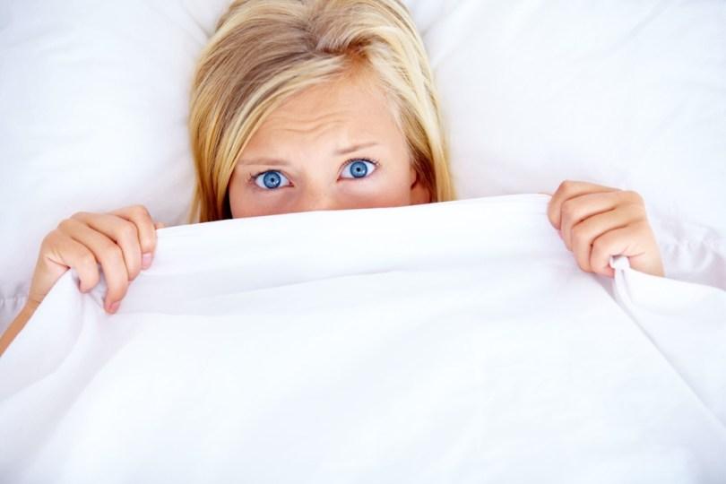 napad panike u snu