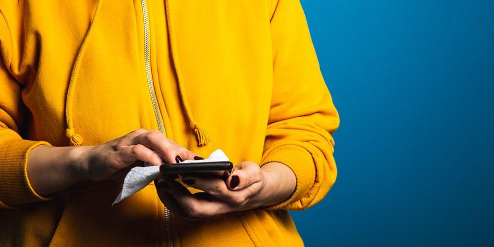 kako da dezinfikujete mobilni telefon a da ga pri tom ne ostetite