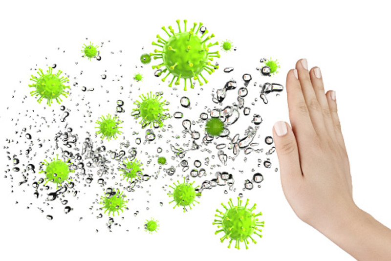 jacanje imuniteta antioksidansima