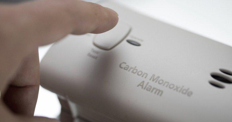 detektor za ugljen monoksid